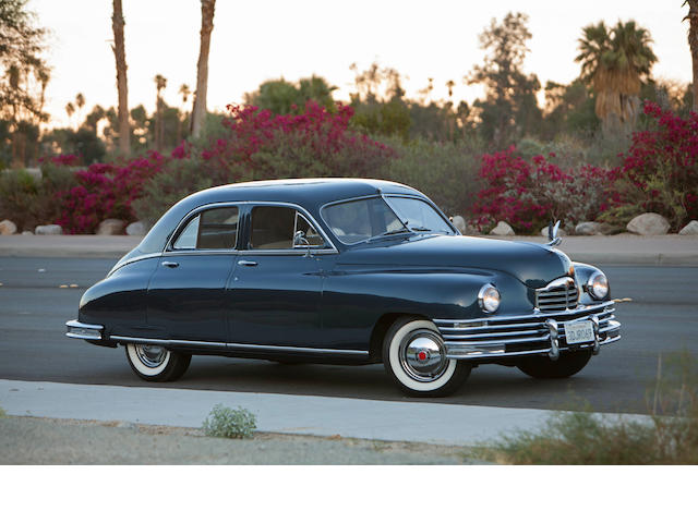 1948 Packard Deluxe Touring Sedan  Chassis no. G261926CE Engine no. G261926CE
