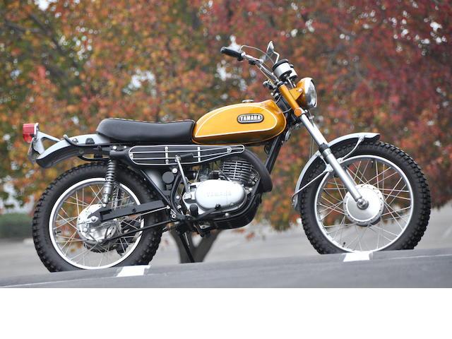 1969 Yamaha DT-1 Frame no. DT120188 Engine no. DT120188