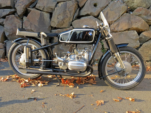 c.1938 BMW R51 Twin Cam Racer