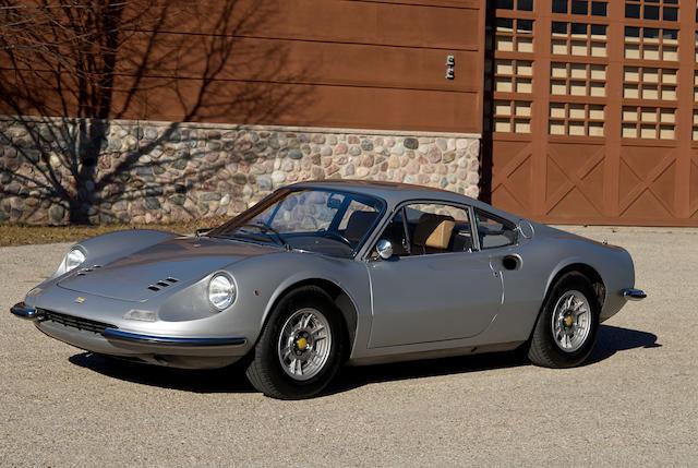 1972 Ferrari 246 GT Dino  Chassis no. 2828