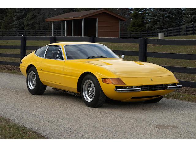 1972 Ferrari 365 GTB/4 Daytona Coupe  Chassis no. 15173