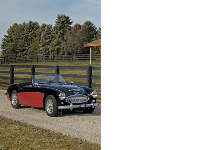 1962 Austin-Healey 3000 MkI BN7  Chassis no. HBN7L116953