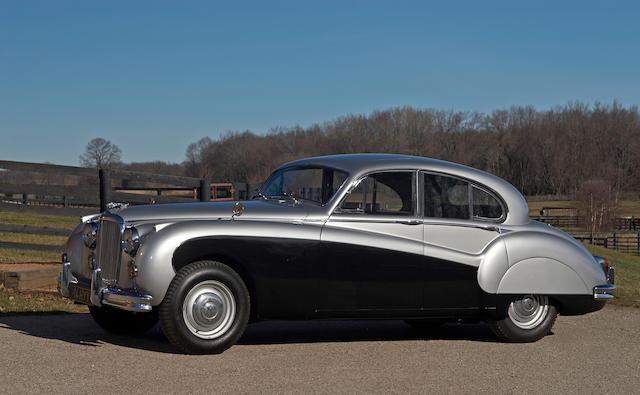 1960 Jaguar Mk IX Saloon  Chassis no. 775117DN Engine no. NC9188-8