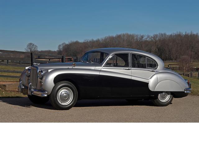 1960 Jaguar MkIX  Chassis no. 775117DN