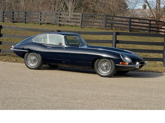 1965 Jaguar XKE Series 1 FHC  Chassis no. 1E30157