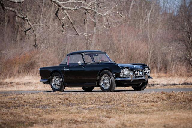 1962 Triumph TR4  Chassis no. CT10529L