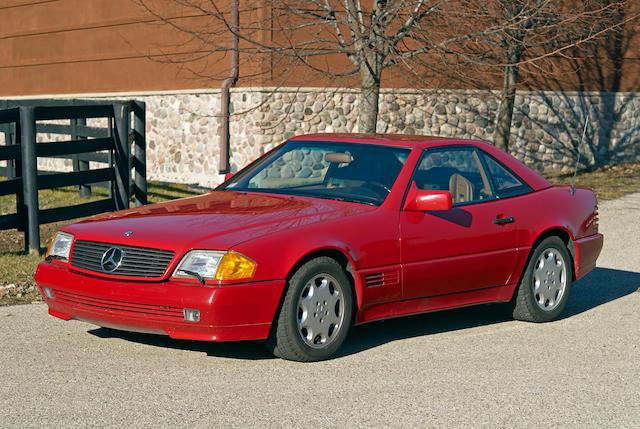 1992 Mercedes-Benz 300SL Convertible  Chassis no. WDBFA61E7NF045685