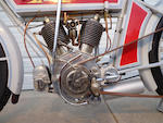 1912 Excelsior Twin Engine no. T2158