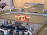 1918 Henderson  Engine no. 7782