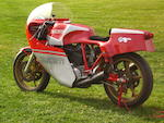 1978 Ducati NCR Frame no. DM860SS088923 Engine no. 090013