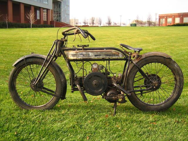 1923 Douglas S2 Engine no. CE249