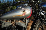 1939 Indian Sport Scout Frame no. 639601 Engine no. FC1 601
