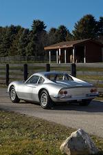1971 Ferrari 246 GT Dino Coupe  Chassis no. 02828