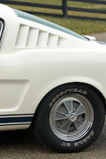 1965 Ford Shelby GT 350  Chassis no. SFM5S549