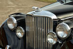 1949 Jaguar Mark V  Chassis no. 620082