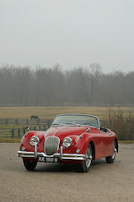 1958 Jaguar  XK150S 3.4-liter Roadster  Chassis no. T831867DN Engine no. VS1715-9