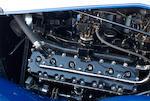 1932 Pierce-Arrow Twelve Touring Sedan  Chassis no. 2050009