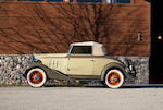 1933 Chevrolet Master Eagle Series CA Cabriolet  Engine no. 3545272