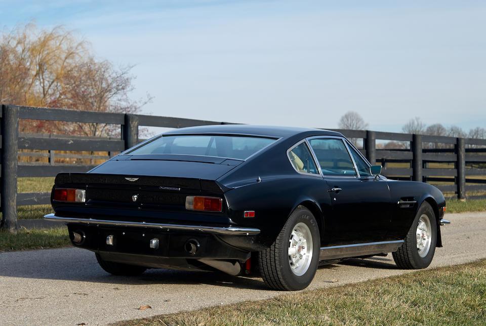 1977 Aston Martin AMV8 Vantage Coupe  Chassis no. V8/11719/LCAV Engine no. V/540/1719/V