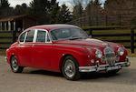 1960 Jaguar  Mk II 3.8 Sedan