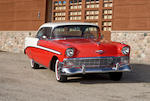 1956 Chevrolet Bel Air Hardtop  Chassis no. VC56K043443