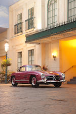 1955 Mercedes-Benz 300SL Gullwing  Chassis no. 1980405500521 Engine no. 1989805500534