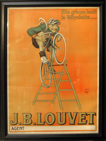 Two French posters