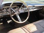 1963 Mercury Marauder 2-door Hardtop Custom  Chassis no. 3W66Y533680