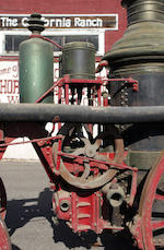 From the Pierce A. Miller Carriage Collection,c. 1901 Nott Fire Engine Company Steam Fire Pumper