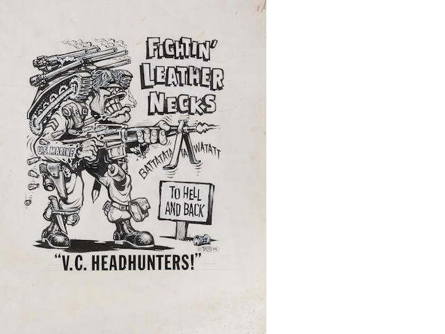 Roth Studios, 'Fightin Leather Necks'