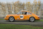 The ex-Tony Bawcutt, ex-Steve Thayer, SOVREN championship winning,1970 Porsche 911E Coupe  Chassis no. 9110200212 Engine no. 907611
