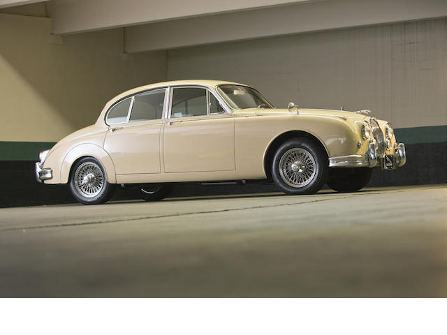 1967 Jaguar Mk II 3.4-liter Saloon  Chassis no. 180834BW Engine no. KJ103838