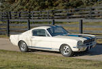 1965 Shelby Mustang GT350 Fastback  Chassis no. SFM5S549