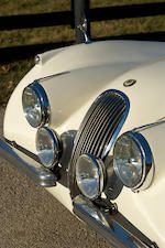 1952 Jaguar XK120 Fixed Head Coupe XK120 Fixed-Head Coupe  Chassis no. S680279 Engine no. F2932-8S