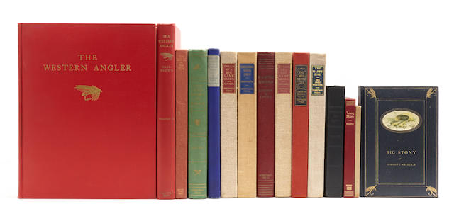 DERRYDALE PRESS. 30 volumes by the Derrydale Press, 1920s-30s,