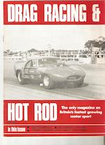 "The first-ever ""Altered"" drag racing car in England, the ex-Keith Sales,1963 MG B ""Megalomania"""