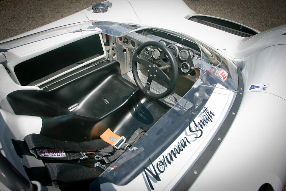 1966 Lola T70 Mark II Spyder  Chassis no. SL71/22