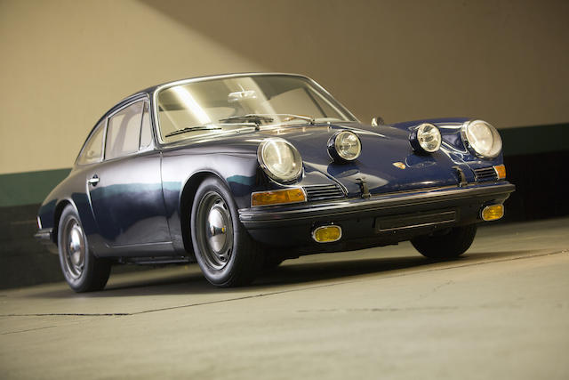 1967 Porsche 911 Coupe  Chassis no. 306382 Engine no. 911365