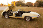 1967 Jaguar XKE Series 1 4.2-liter Roadster  Chassis no. 1E15444 Engine no. 7E13172-9