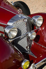1938 Mercedes-Benz 540K Cabriolet 'A'  Chassis no. 169396
