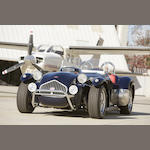 2010 Allard J2X Mk II Commemorative Edition  Chassis no. J2X9024 Engine no. M600636 TNXE6253410886