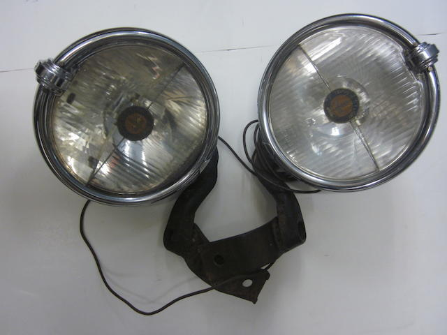 A set of Tripp Speed lights,