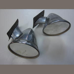 A set of Talbot-Berlin mirrors,