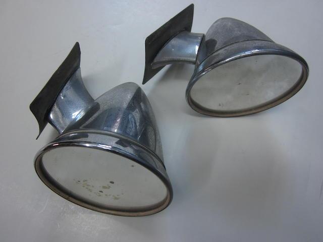 A set of Talbot-Berlin mirrors,