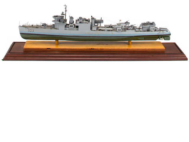 Ship Model - Can't find in reference book