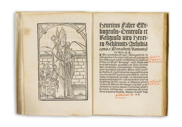 MAGNUS. Quatuoitractatus. ca. 1490