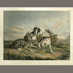 After Landseer, The Boasting Hound