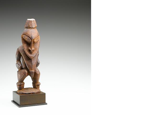 Male Figure, East Sepik Province, Papua New Guinea