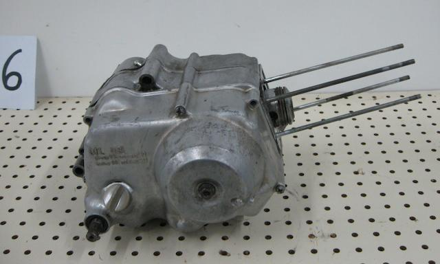 A Honda CT70 trail 70 engine (incomplete parts engine),