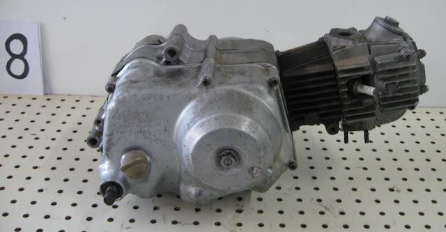 A small 50 engine,